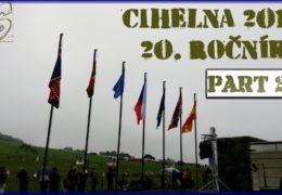 Cihelna 2017 | Dynamická ukázka AČR | Centrum vojenské kynologie Chotyně