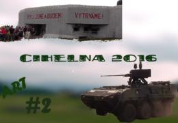 Cihelna 2016 | Part 2. | Dynamická ukázka obrany a ochrany ODOS