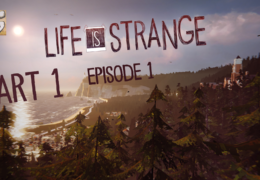CZ/SK Let's Play | Life is Strange | EP. 1 | Part. 1 | 60FPS 1080p