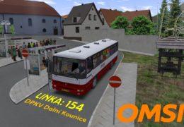 CZ/SK Lets Play | OMSI 2 | DPKV Dolní Kounice | Linka 154 | Karosa B952 Arriva Třinec