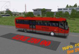 CZ/SK GamePlay | OMSI 2 | AFG Prague Citybus | Linka 210 – okružní | Sor C10.5