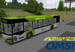 CZ/SK Lets Play | OMSI 2 | Praha | Linka 219 | Solaris U12 PL Mod