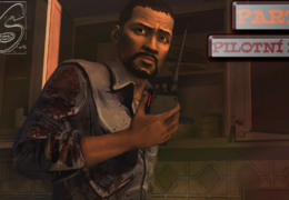 CZ/SK Lets Play | The Walking Dead | PART 1. | Seznámení s Clementine