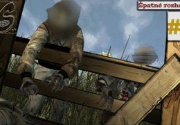 CZ/SK Lets Play | The Walking Dead | PART 2. | Špatné rozhodnutí