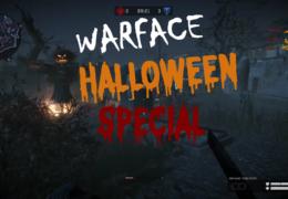 WARFACE – Halloween speciál 2017 (1. díl)