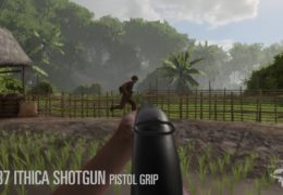 Rising Storm 2: Vietnam | M37 Ithica shotgun pistol grip | 60FPS 720p