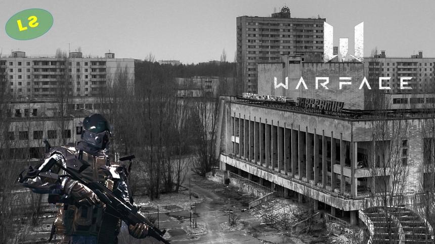 CZ/SK Let's Play | Warface | Pripyat | Černobylská mise
