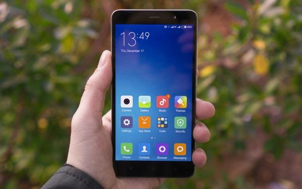 Xiaomi Redmi NOTE 3 dostává update na MiUI 9.2