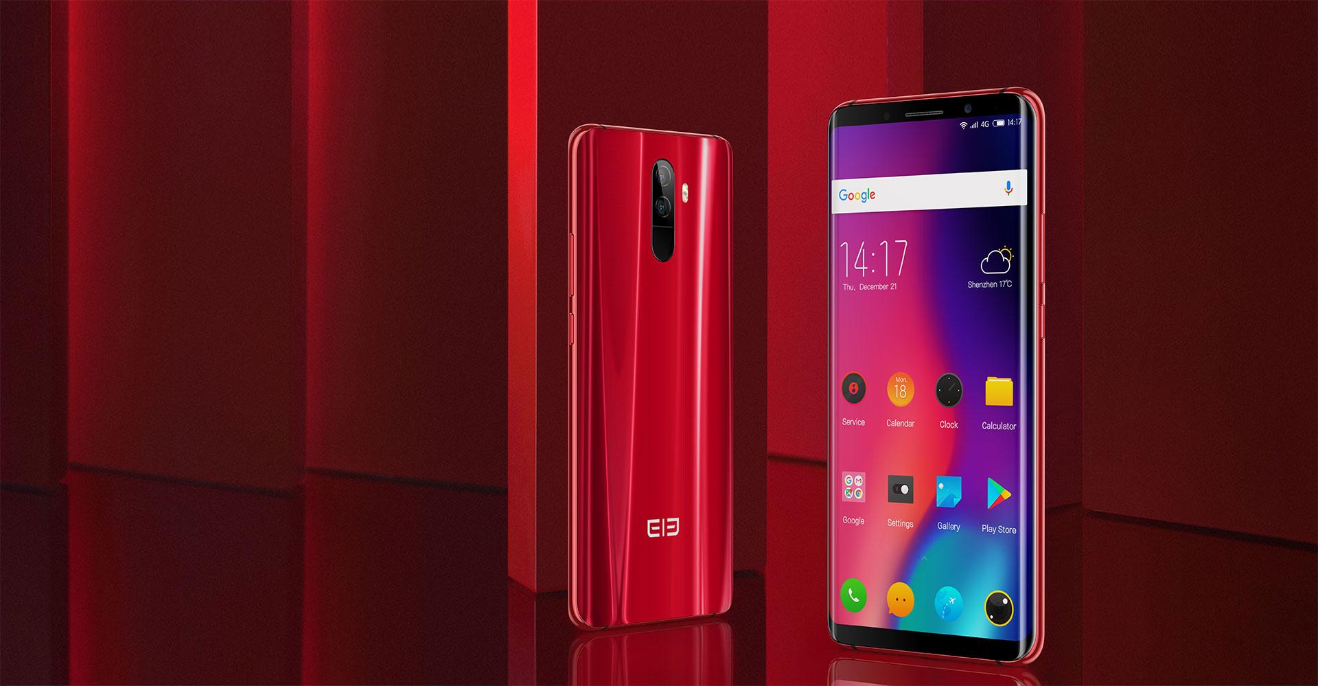 Elephone spouští rezervace na modely U a U Pro