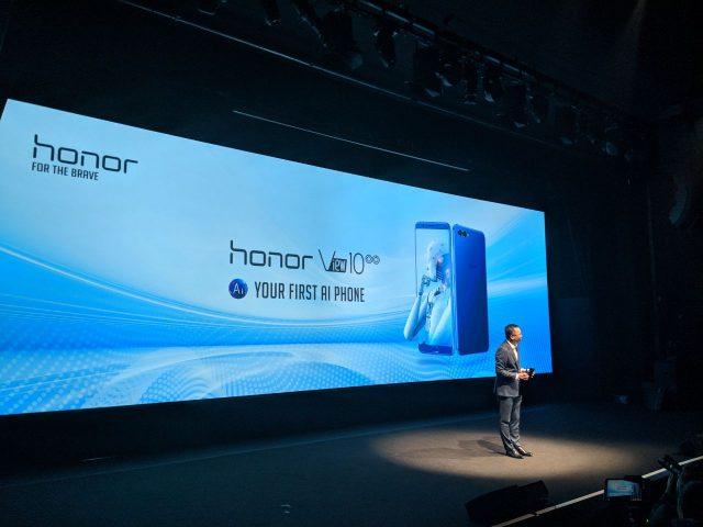 Honor překvapil. Model View 10 bude mít novou funkci FACE UNLOCK
