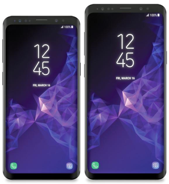 Známe podobu Galaxy S9. Oficiálně se představí už 25. února v Barceloně