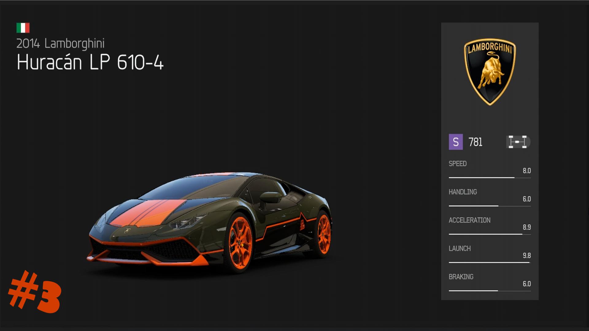 CZ/SK Let's Play | Forza 6 APEX | 3. díl | Top Gear okruh, Lambo útočí