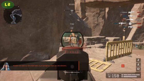 CZ/SK Lets Play | Warface | HOT WALK | Kulomet, nejlepší přítel člověka
