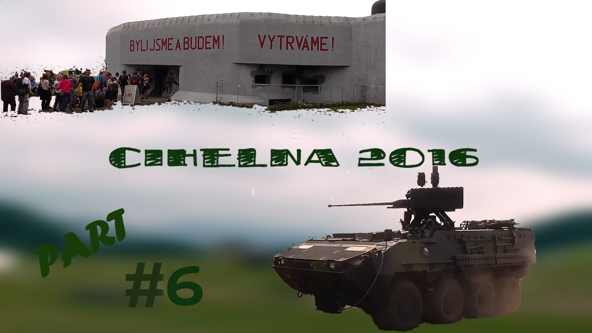 Cihelna 2016 – PART 6. – Dynamická ukázka AČR – MUSADO