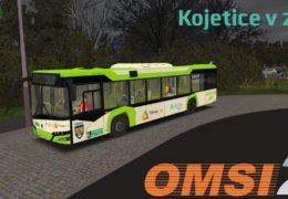 Lets Play | OMSI 2 | Kojetice v 2.0 | Linka 3 | Nové vlakové nádraží