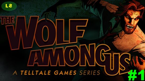 Lets Play | The Wolf Among Us | 1. díl – Úvod | Bigby Wolf