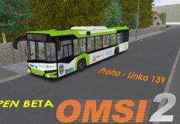 Let's Play | OMSI 2 | Praha – Linka 139 (Modřany)