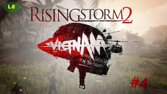 Rising Storm 2: Vietnam – 4. díl