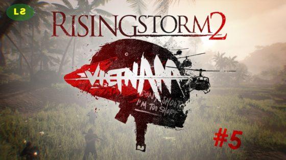 Rising Storm 2: Vietnam – 5. díl