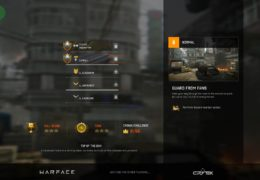 Let's Play | Warface | Guard from fans | Normal