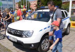 Den s IZS v Třinci 2018 – Městská Policie, ZZS Frýdek-Místek