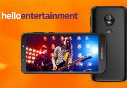 Další vlaštovka s Androidem Go. Motorola představila Moto E5 Play Go