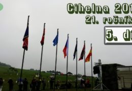 """Cihelna 2018 – Hlavní historická ukázka – """"Od zrady k válce"""" (1/2)"""