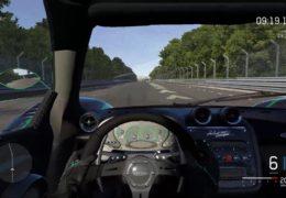 Forza Motorsport 6: Apex – 328 km/h (205 mph)