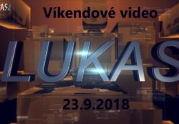 Víkendové video – 23.9.2018