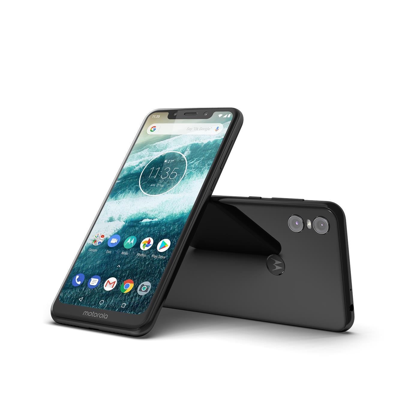 Nová Motorola s čistým Androidem přichází na český trh. Slibně vypadající  model kazí cena. 5986a36e62