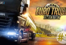 CZ/SK Let's Play | Euro Truck simulator 2 | 1. díl