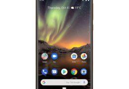 Nokia 6.1 dostává Android 9 Pie