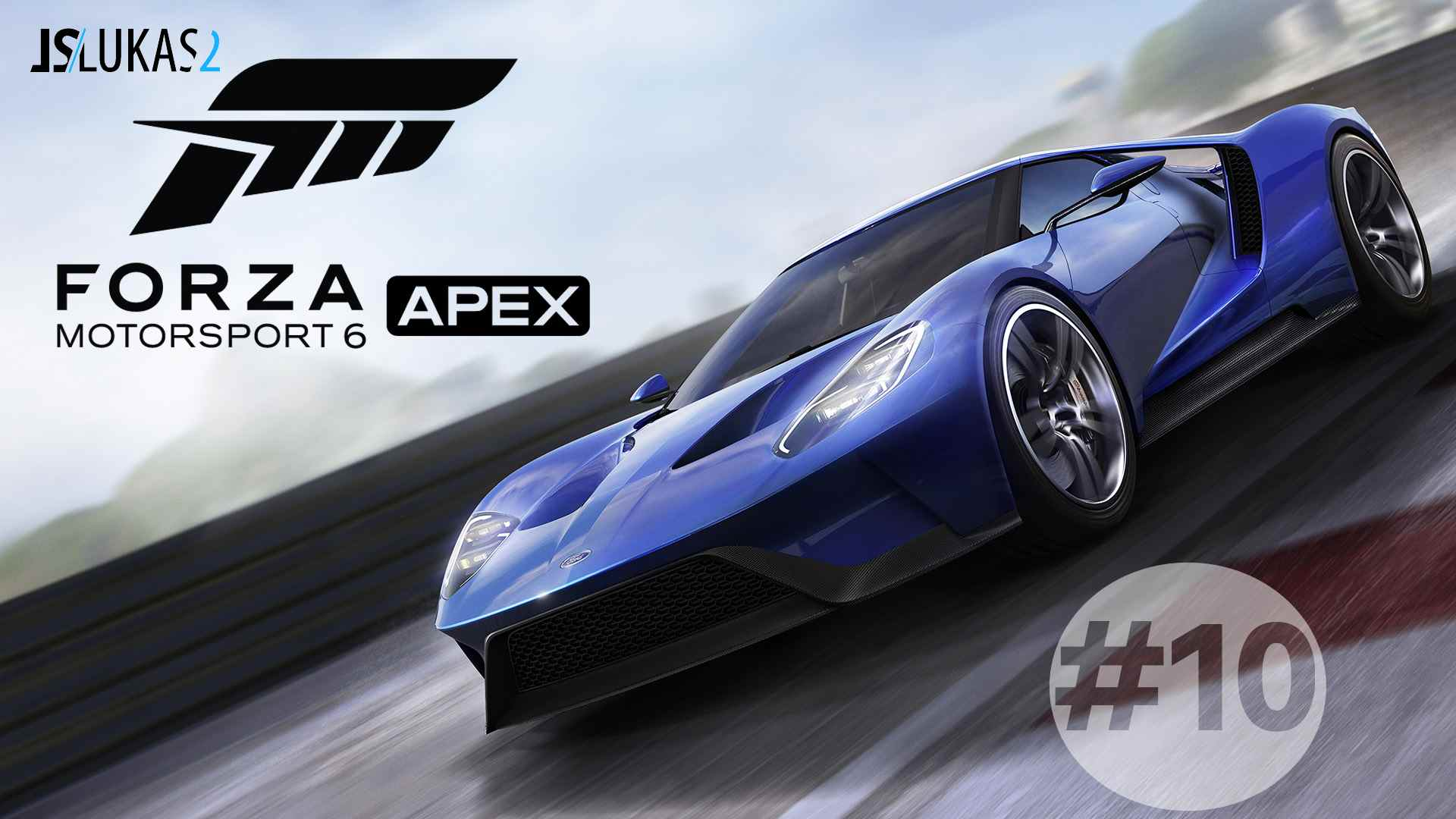 CZ/SK Let's Play | Forza 6 Apex | 10. díl