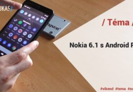 Nokia 6.1 s Android 9 Pie