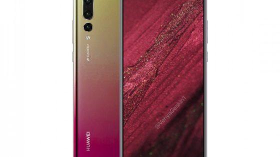 Huawei Nova 4 uniká na dalších snímcích. Tři oči, aby lépe viděl.