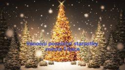 Vánoční poselství starostky města Třinec Věry Palkovské