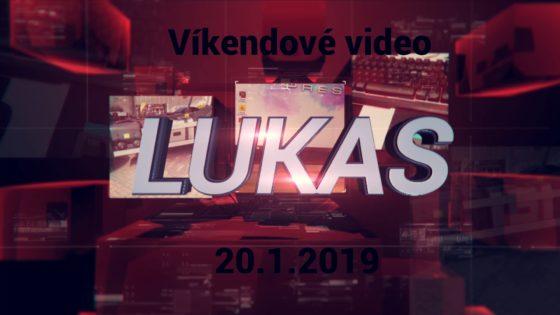 Víkendové video – 20.1.2019