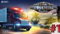 American Truck Simulator – 1. díl