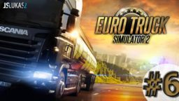 CZ/SK Let's Play | Euro Truck simulator 2 | 6. díl