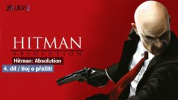 Hitman Absolution – 4. díl