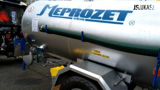 NVHZ 2019 – Traktor Farmtrac + Cisterna Meprozet