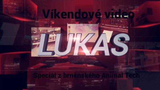 Víkendové video – Speciál z brněnského Animal Tech
