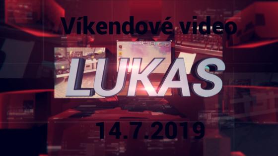Víkendové video – 14.7.2019