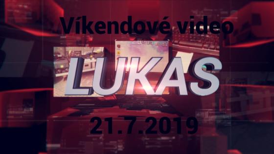 Víkendové video – 21.7.2019