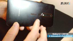 [RECENZE] Nokia 6.1 (2018): K dokonalosti chybí kousek