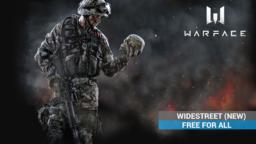 Warface – Widestreet – FreeForAll