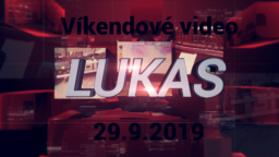 Víkendové video – 29.9.2019