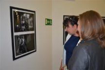 Galerii na třineckém magistrátu oživili snímky Pavla Zubka
