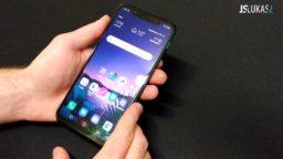 LG G8s obdržel aktualizaci na Android 10 a s ním přišla nová verze LG UX9
