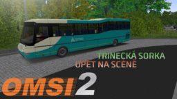 OMSI 2 Kojetice 2.2 | SOR CN12 | Svižná jízda